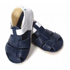 Baby bare shoes IO - sandals Gravel