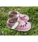 Baby bare shoes IO - summer perforation Candy