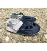 Baby bare shoes IO - summer perforation Gravel