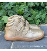Baby bare shoes - Febo fall gold