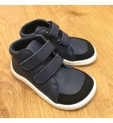 Baby bare shoes - Febo fall navy ASF