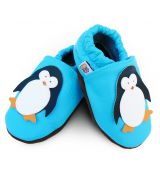 Capačky Afelo Penguin Rico Turquoise